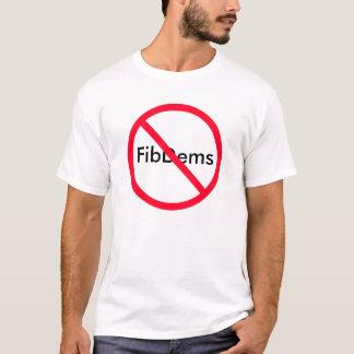 No to FibDems T-Shirt