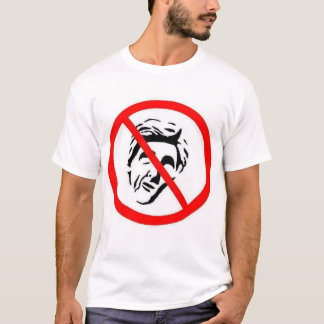 No To Kerry (front side) T-Shirt