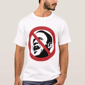 No to Obama T-Shirt