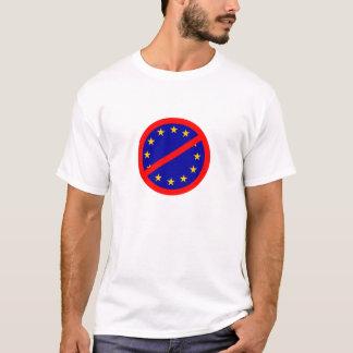 No to the EU T-Shirt