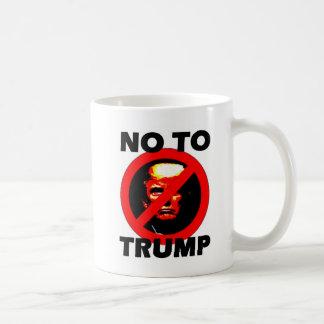 No To Trump - Mug