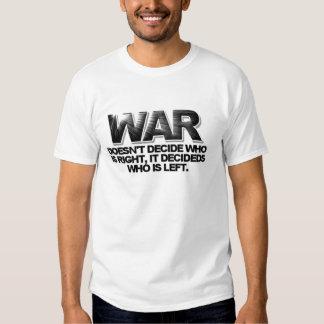 No to War Tshirt