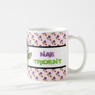 No Trident Scottish Independence Thistle Mug