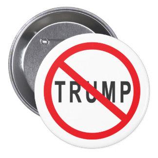 No Trump - Button