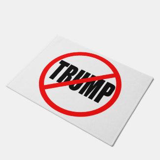 'NO TRUMP' DOORMAT
