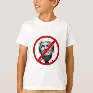No Trump International Sign T-Shirt