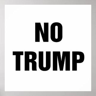 No Trump! Poster
