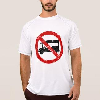 NO Tuk-Tuk TAXI Vintage ⚠ Thai Road Sign ⚠ T-Shirt