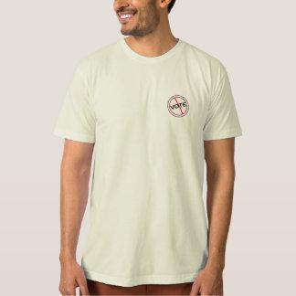 No Vote T-Shirt