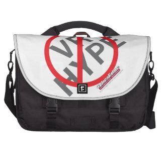 No VR Hype Messenger Bag Laptop Bag