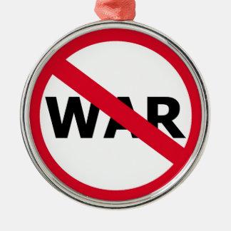 No War Christmas Tree Ornaments