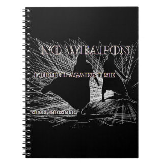 No Weapon Formed! Notebook