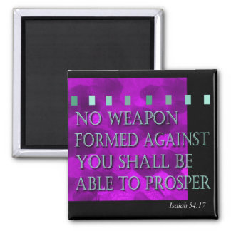 No Weapon Magnet