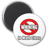 No Whining In Math Class