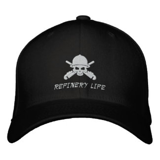 No Whining - Refinery Life Embroidered Hat