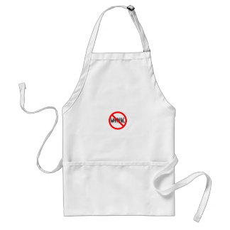 No Whining Standard Apron