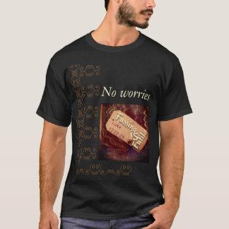 No worries Luke 12:25 T-Shirt