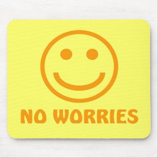No Worries Mousepad