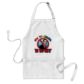 No You Can t Apron