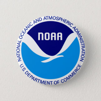NOAA 6 CM ROUND BADGE