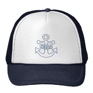 NOAA Anchor Emblem Trucker Hat