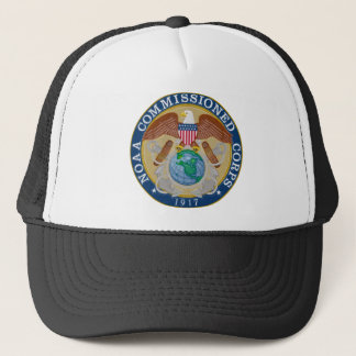 NOAA Commissioned Corps seal Trucker Hat