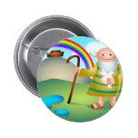 Noah 6 Cm Round Badge