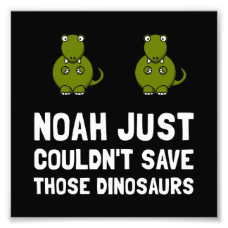Noah Dinosaurs Photo