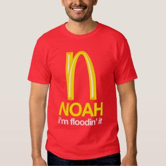 Noah - i'm floodin' it t-shirts