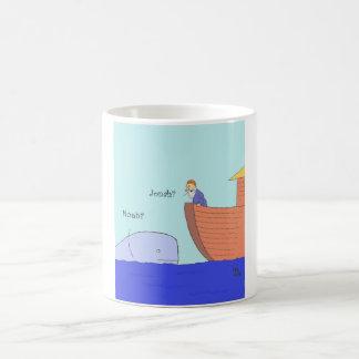 Noah?  Jonah? Basic White Mug