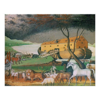Noah s Ark by Edward Hicks Posters