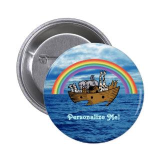 Noah s Ark Rainbow Pins