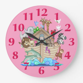 Noah s Ark Wall Clock