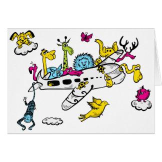 Noah s Plane Cards