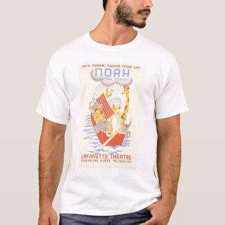 Noah & The Ark 1938 WPA T-Shirt