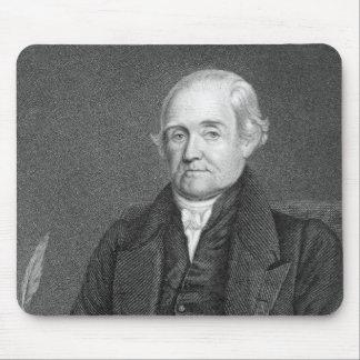 Noah Webster  engraved by G. Parker Mouse Mat