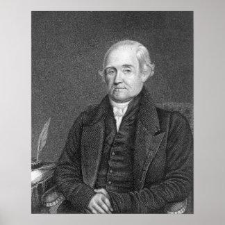 Noah Webster  engraved by G. Parker Poster
