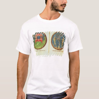 Noah's Ark and Adam and Eve T-Shirt