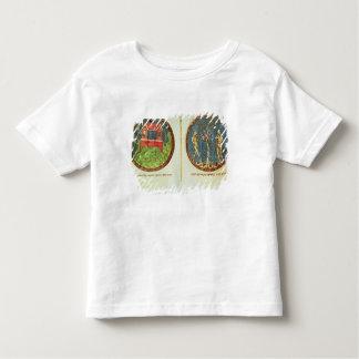 Noah's Ark and Adam and Eve Toddler T-Shirt