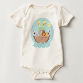 Noah's Ark Baby American Apparel Organic Bodysuit