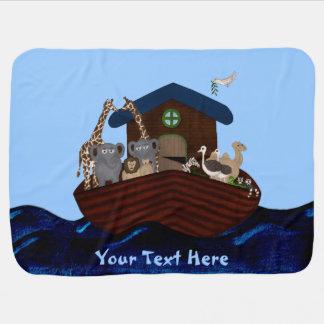 Noah's Ark Baby Blankets