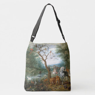 Noahs Ark Bible Wildlife Animals Tote Bag