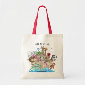Noah's Ark Budget Tote Bag