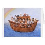 Noah's Ark Cards