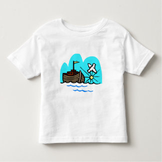 Noah's ark Christian artwork_1 T Shirt