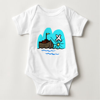 Noah's ark Christian artwork_1 Tee Shirt