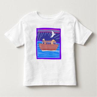 Noah's ark Christian artwork_2 Shirts