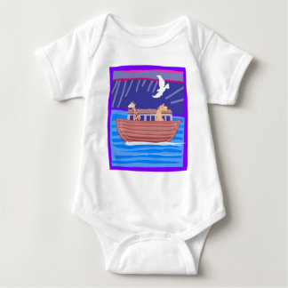 Noah's ark Christian artwork_2 Tee Shirts