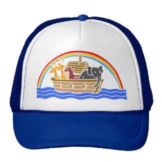 Noah's ark Christian artwork_4 Cap