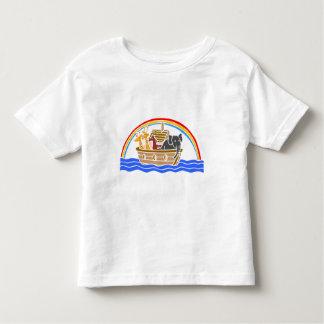 Noah's ark Christian artwork_4 Tees